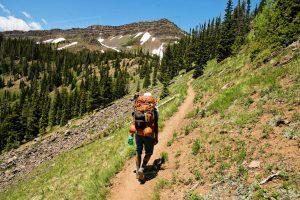 поход в планината