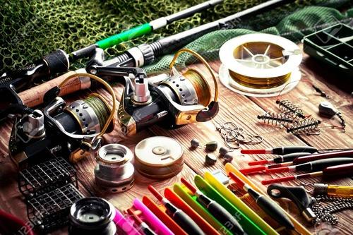 принадлежности за риболов